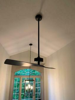 2 blade Limited edition 5 ft foot ceiling fan BIG HUGE ASS B
