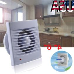 "4-6""Ventilation Extractor Exhaust Fan Blower Window Wall Kit"