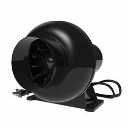 4 Inch Variable Speed Duct Fan Exhaust Intake Air Blower For