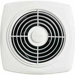 Broan 509 Through-Wall Fan, 180 CFM 6.5 Sones, White Square