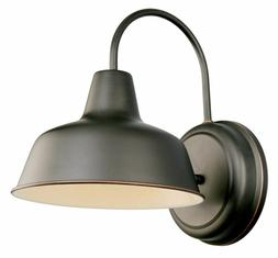 Design House 519504 Mason 1 Light Wall Light, Oil Rubbed Bro