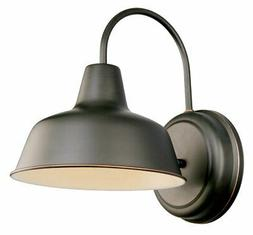 Design House 519504 Mason 1 Light Wall Light Oil Rubbed Bron