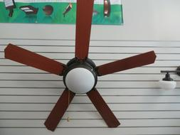 "52"" inch Ceiling Fan - NEW - Oil Rubbed Bronze"