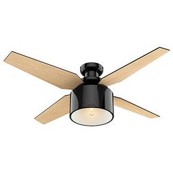"Hunter Fan Company 59259 Hunter 52"" Cranbrook Low Profile Gl"