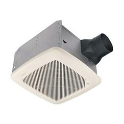 Bathroom Fan, 100 CFM, 120 V
