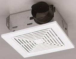 "Broan Bathroom Fan, 70 CFM Deluxe Series for 3"" Duct"