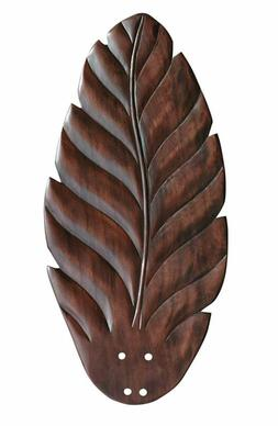 Emerson Ceiling Fans B109DC 22-Inch Hand Carved Leaf Indoor-