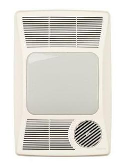 Broan Directionally-Adjustable Bathroom Heater, Fan, and Lig