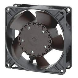 EBM-PAPST Axial Fan,48VDC,6.7W,78 cfm,4350 rpm, 3314NH3