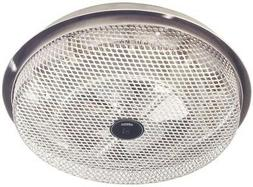 Electric Surface Mount Fan Forced Ceiling Heater, Octagon Ce