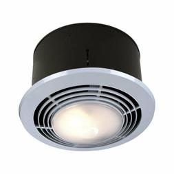 Broan Exhaust Fan, Heater, and Light Combo, Bathroom Ceiling