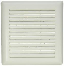 Exhaust Fan Ventilation Bathroom White Grille Vent Replaceme