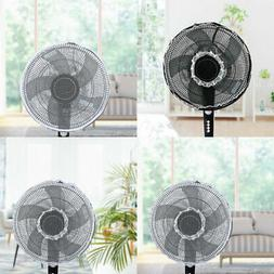 Fan Dustproof Cover Safety Round Lace Net Protection for Chi