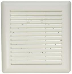 Grille Ventilation Fan Exhaust Bathroom White Vent Replaceme