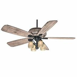 "60"" Casablanca Heathridge Tahoe Outdoor Ceiling Fan"