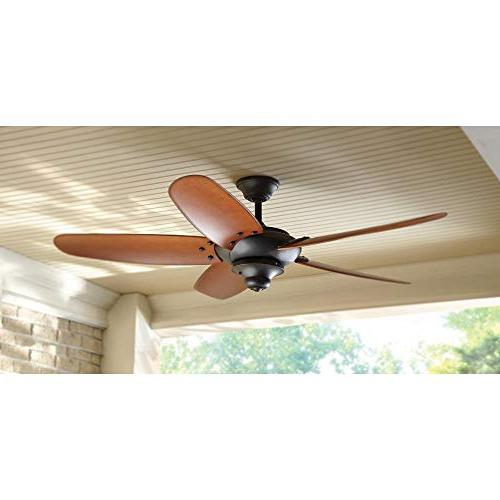 Home Decorators Collection Altura Oil-Rubbed Ceiling Fan with