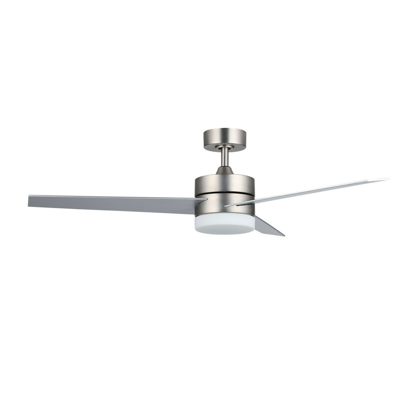 """3 Blade Speed Ceiling Fan with Kit 52"""""""