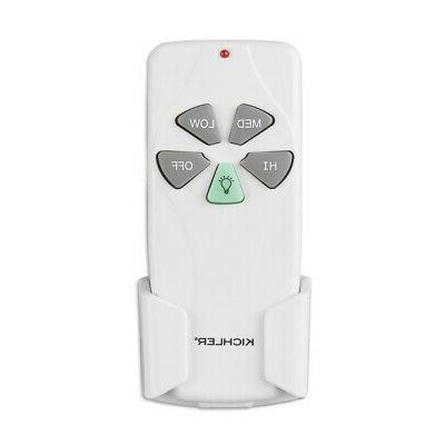 337001wh universal hand held remote