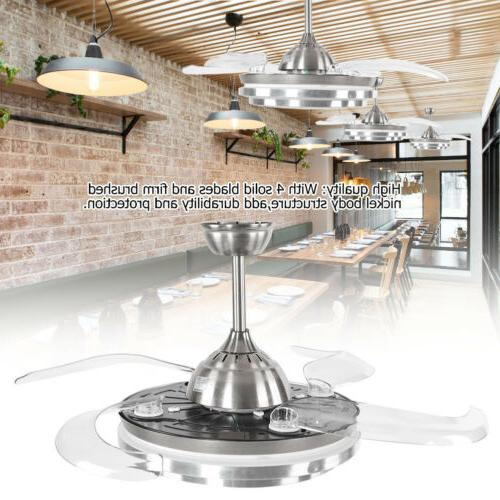 """42"""" Retractable Light Lamp Dimmable LED"""