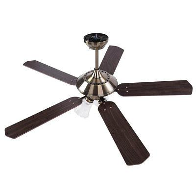 """52"""" with Light Blades Bronze Reversible Kit"""