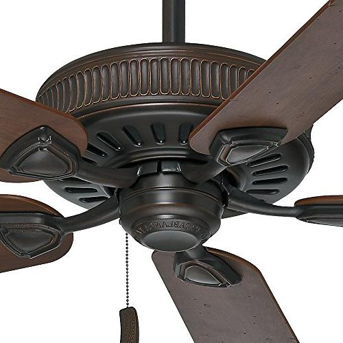 Casablanca 54001 Ainsworth Ceiling Fan Distressed Brushed