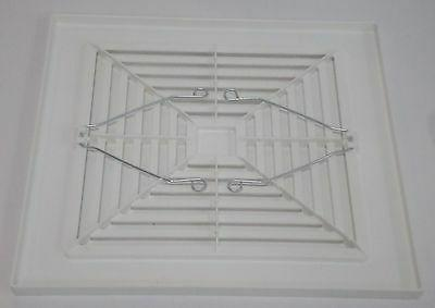 Broan Nutone 97011723 Bath Bathroom Ceiling Grill Plastic