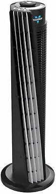 "Vornado - Compact Tower Circulator - 29"" - Black"