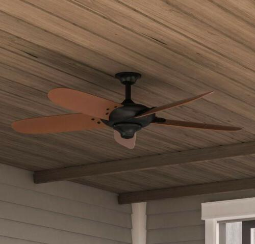 60 in. Oil-Rubbed Bronze Ceiling
