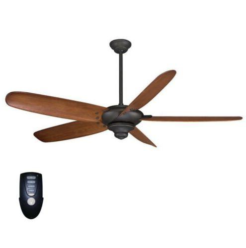 Altura 68 Indoor Oil Rubbed Fan with