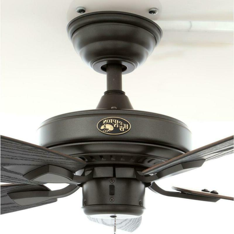 Natural Ceiling With Adaptable 3-speed Control Black