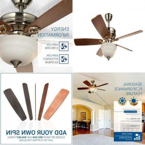 ceiling fan with remote control 42 inch