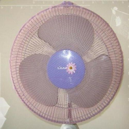 Family Dust Safety Protector For Net Fan Cover Guard