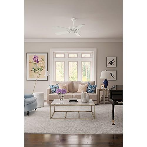 Casablanca Panama Ceiling with Wall