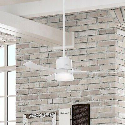 Hunter Fan Symphony 54-inch Fresh Ceiling With White Blades