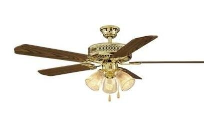 Hampton Bay Landmark 52 in. Ceiling Fan