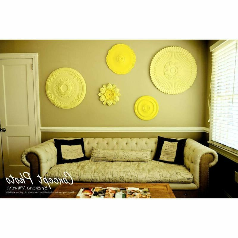 Lighting Ceiling Cover Accessory Fan Chandelier Urethane