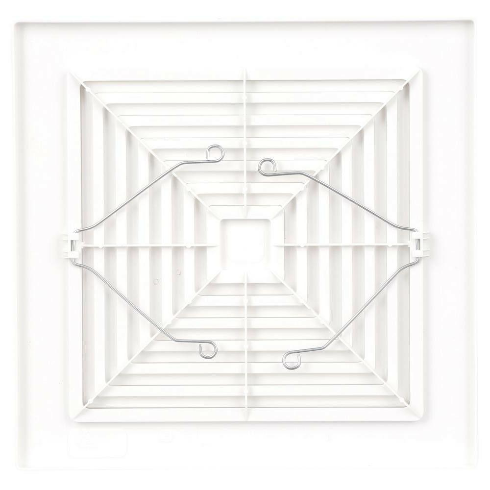 New Replacement Grille Ventilation White Finish