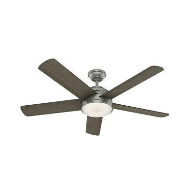 "Hunter ROMULUS 54 LED Romulus 54"" Smart Indoor Fan - DC"