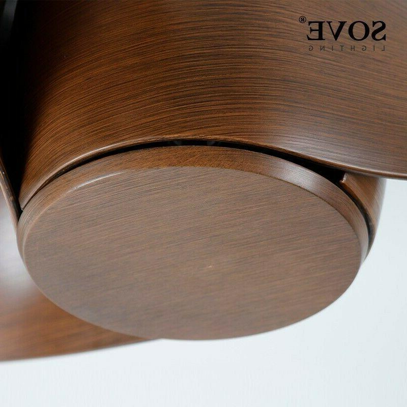 SOVE Brown Ceiling Fan Remote Control