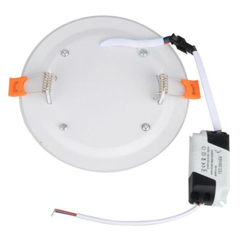 Dual Ceiling Panel White Spot Lamp
