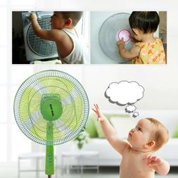 Mesh Fan Safety Cover To Protect Baby Finger Guard Fan Cover