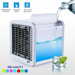 Mini Air Conditioner Cool Cooling Fan for Bedroom Home Ac Co