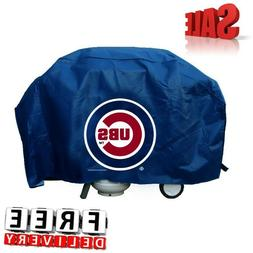 Mlb Chicago Cubs Economy Grill Cover Sports Fan Accessories