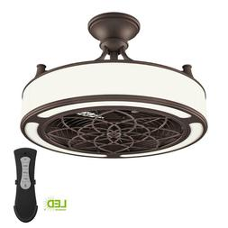 NEW 22 In Anderson Stile CF0120 Bronze Indoor/Outdoor Light