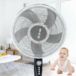 New Electric Fan Safety Cover Child Baby Anti-Pinch Protecti
