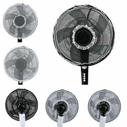 NEW Fan Dustproof Cover Round Lace Net Protection for Childr