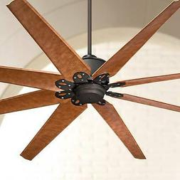 "72"" Predator English Bronze Outdoor Ceiling Fan"