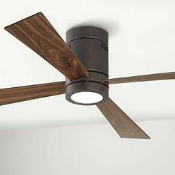 "52"" Casa Vieja Revue Bronze - LED Ceiling Fan"