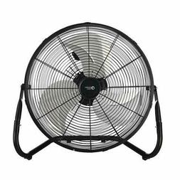 Shop Fan Portable Ventilation Large Floor Adjustable Indoor