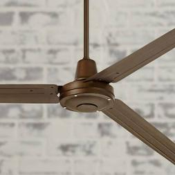 "72"" Turbina XL Oil-Rubbed Bronze Ceiling Fan"